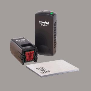 Trodat dryteq Timbro Multi-Superfici 4921 – 12×12 mm