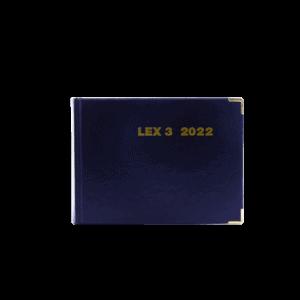 Agenda Legale LEX 3 – 2022
